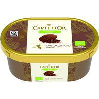 Helado de cacao bio CARTE D`OR, tarrina 250 g
