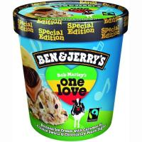 Helado One Love BEN&JERRY`S, tarrina 449 g