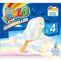 Pirulo marshmallow NESTLÉ, 4 uds., caja 196 g