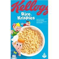 Cereales KELLOGG`S Rice Krispies, caja 340 g
