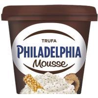Crema mousse de trufa PHILADELPHIA, tarrina 130 g