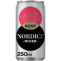 Tónica rose NORDIC MIST, lata 25 cl