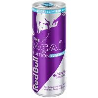Energético Açay Edition Sugar Free RED BULL, lata 25 cl