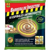 Barrera de insectos espiral COMPO, sobre 10 uds