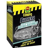 Barrera para roedores COMPO, caja 300 g