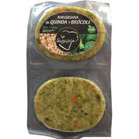 Hamburguesa de quinoa-brocoli SUQUIPÀ, bandeja 180 g