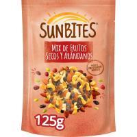 Mix de frutos secos con arándanos SUNBITES, bolsa 125 g