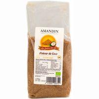 Azúcar de coco AMANDIN, bolsa 400 g