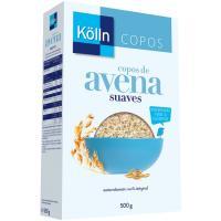 Copos de avena suaves KÖLLN, caja 500 g