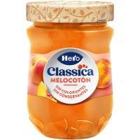 Confitura de melocotón HERO, frasco 345 g