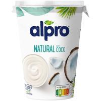 Preparado de soja-coco ALPRO, tarrina 500 g