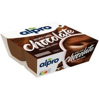 Soja chocolate ALPRO, pack 4x125 g