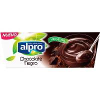 Preparado de soja-chocolate ALPRO, pack 4x125 g