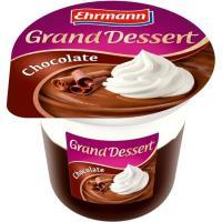 Grand Dessert de chocolate EHRMANN, tarrina 190 g