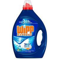 Detergente líquido azul WIPP, garrafa 31 dosis