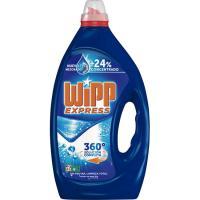 Detergente líquido azul WIPP, garrafa 45 dosis