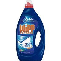 Detergente líquido azul WIPP, garrafa 64 dosis
