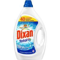 Detergente líquido DIXAN, garrafa 40 dosis