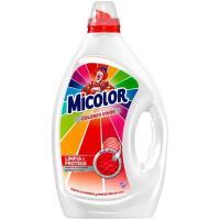 Detergente líquido MICOLOR, garrafa 40 dosis