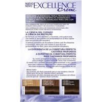 Tinte castaño claro N.5.00 EXCELLENCE, caja 1 ud