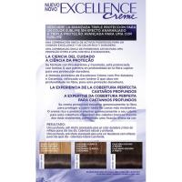 Tinte castaño oscuro N.3.00 EXCELLENCE, caja 1 ud