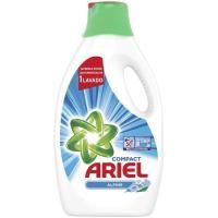 Detergente líquido Alpes ARIEL, garrafa 50 dosis