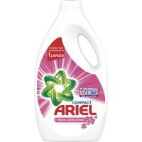 Detergente líquido ARIEL Sensaciones, garrafa 40 dosis