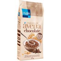 Crujiente de avena-chocolate KOLLN, caja 375 g