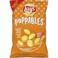 Snak de pataa sabor a queso LAY`S Poppables, bolsa 75 g