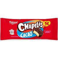 Chapelas de cacao DULCESOL, 4 unid., paquete 200 g