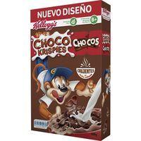 Cereales Chocos KELLOGG`S Choco Krispis, caja 500 g