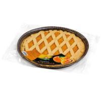 Crostata de albaricoque GECCHELE, bandeja 350 g