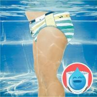 Pañal de agua +14 kg Talla 5-6 DODOT Splashers, paquete 10 uds
