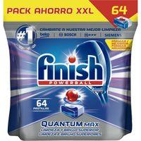 Lavavajillas máquina FINISH Quantum, bolsa 64 dosis