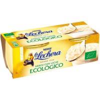 Arroz con leche ecológico LA LECHERA, pack 2x100 g