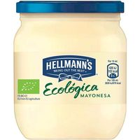 Mayonesa ecológica HELLMANN'S, frasco 190 ml