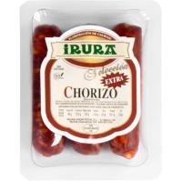 Chorizo artesano IRURA, bandeja aprox. 200 g