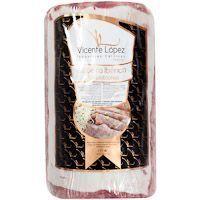Cabeza ibérica con pistacho V. LÓPEZ, al corte, compra mínima 100 g