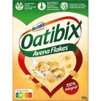 Avena flakes WEETABIX Oatibix, caja 550 g
