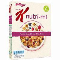 Cereales f. del bosque KELLOGG`S Special K Nutrí-Mí, caja 320 g