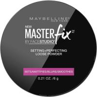 Polvos master fix 1 translúcido MAYBELLINE, pack 1 unid.