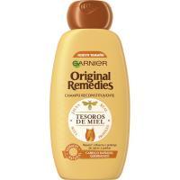 Champú tesoros de miel ORIGINAL REMEDIES, bote 300 ml