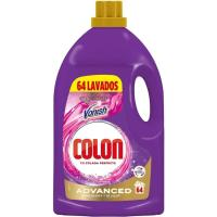 Detergente gel ultra COLON Vanish, garrafa 60 dosis