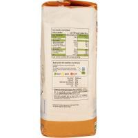 Harina de trigo EROSKI basic, paquete 2 kg