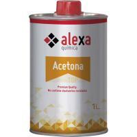 Acetona ALEXA, lata 1 litro