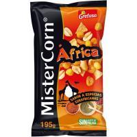 Cocktail Sabores del Mundo África MISTERCORN, bolsa 195 g