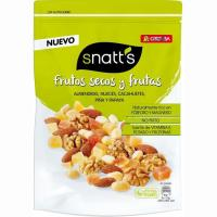 Cocktail de frutos secos con piña-papaya SNATT`S, bolsa 120 g