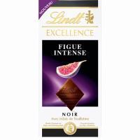 Chocolate negro con trozo de higos EXCELLENCE, tableta 100 g