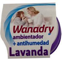 Deshumidificador/Absorbehumedad Mini Lavanda WANADRY, 1ud