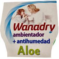 Deshumidificador/Absorbehumedad Mini Aloe WANADRY, 1ud